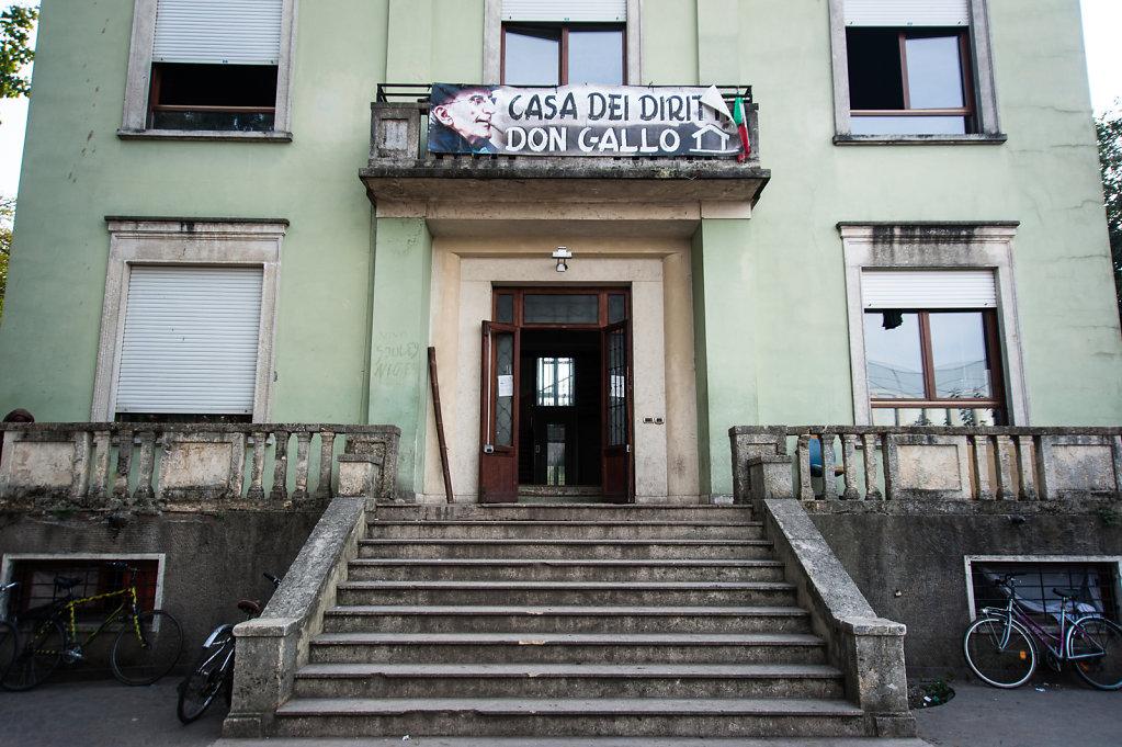 """Casa dei ritti """"Don Gallo"""""""