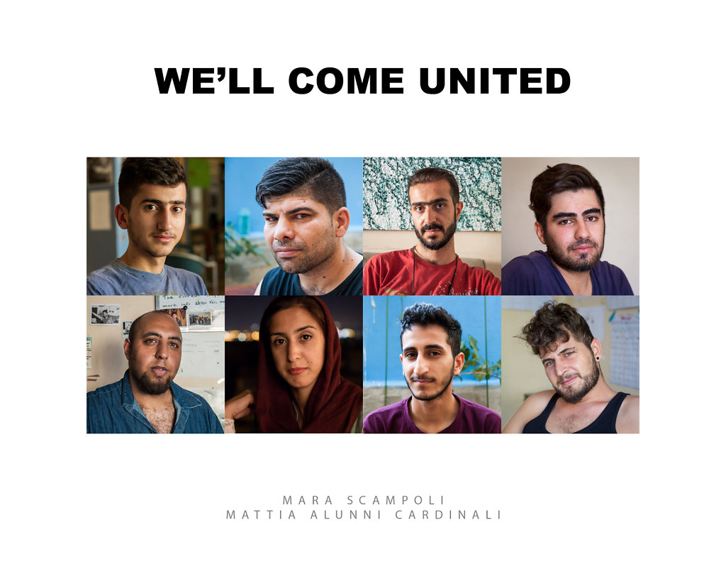 We'll come United